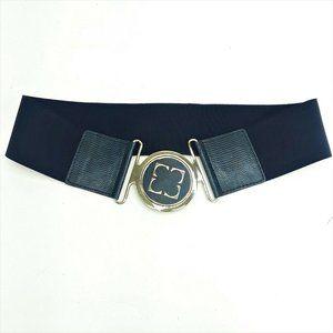 Liz Claiborne Wide Stretch Waist Cinch Belt